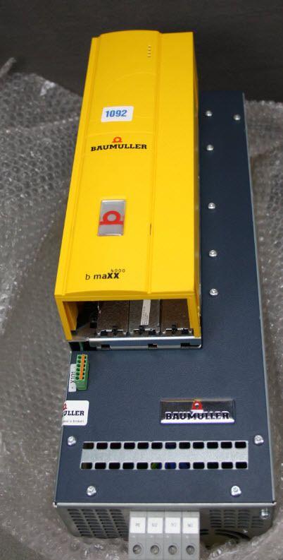 Servo controller Baumueller BM4434-SI1-21300-03