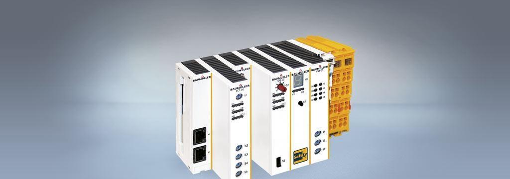 Bộ điều khiên PLC b maXX-safe PLC, Baumueller Việt Nam