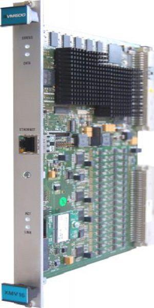 Giám sát rung bằng Card Vibro Meter XMV16