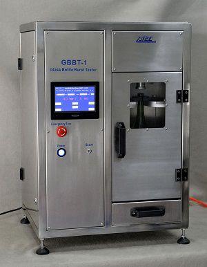 Máy đo sức chịu đựng áp suất chai nhựa GBBT-1 AT2E Việt Nam