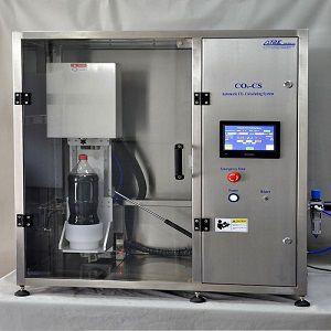 Máy kiểm tra nồng độ CO2 nước đóng chai CO2-CS AT2E