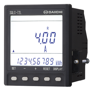 Power line super multi-meter SQLC-72L, Daiichi Electric Việt Nam