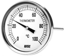 Đồng hồ đo áp suất-Wise T114, Wise Viet Nam-TMP VietNam