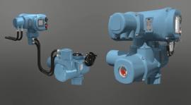 Thiết bị truyền động Rotork CK Centronik Controls