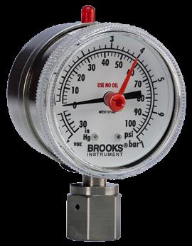 Đồng hồ đo áp suất cơ khí- Brook Instrument Việt Nam