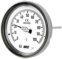 Đồng hồ đo áp suất T111, Wise Viet Nam-TMP VietNam