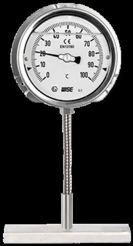 Đồng hồ đo áp suất-Wise T123, Wise Viet Nam-TMP VietNam