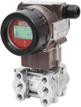 Đồng hồ đo chênh lệch áp suất SMT2001 - Wise