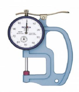 Đồng hồ đo độ dày SM-528 Teclock Việt Nam