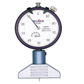 Đồng hồ đo độ sâu DM-250 Teclock Việt Nam