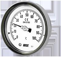 Đồng hồ đo nhiệt độ Wise T110, Wise Viet Nam-TMP VietNam