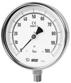 Đồng hồ Test áp suất P229-Wise