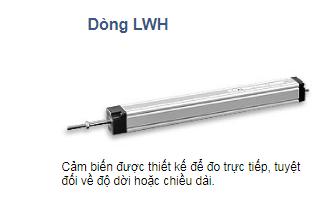 Định vị Novotechnik LWH