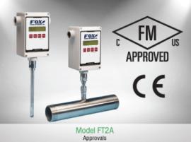 Thiết bị đo lưu lượng khí FOX THERMAL INSTRUMENTS FT2A