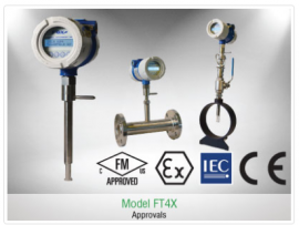 Thiết bị đo lưu lượng khí , FOX THERMAL INSTRUMENTS FT4X