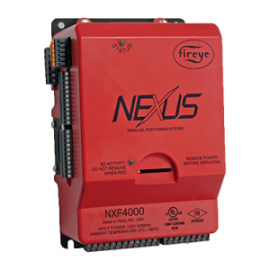 Hệ thống điều khiển đốt cháy Oxi Fireye NXF4000