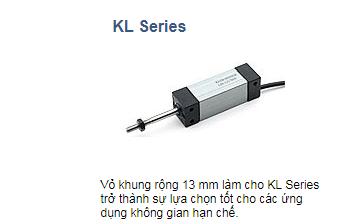 Khớp nối Novotechnik KL