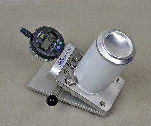 Máy đo chiều rộng mặt bích cho các loại lon và chai FWG-1 AT2E