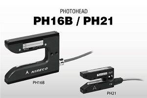 Cảm biến chỉnh biên PH16B / PH21 Nireco Việt Nam