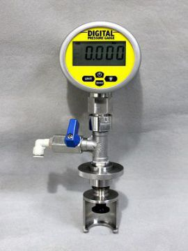 Portable Pressure or Vacuum Gauge AT2E PVG-P, AT2E Việt Nam
