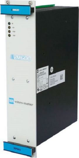 Rack Power Supply Vibro Meter RPS6U, Vibro Meter VietNam