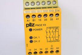 Relay an toàn PNOZ X3 Pilz Việt Nam