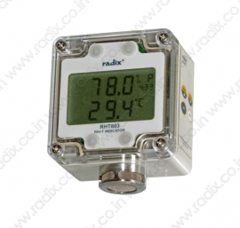 Cảm biến nhiệt độ RADIX RHT803, RADIX Việt Nam
