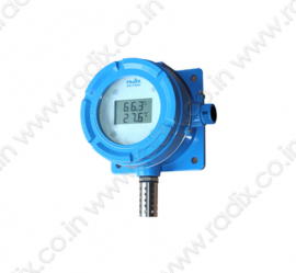 Cảm biến nhiệt độ RADIX RHT802, RADIX Việt Nam