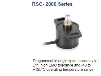 Rotary Shaft Novotechnik RSC- 2800