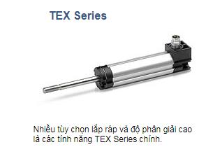 Định vị Novotechnik TEX