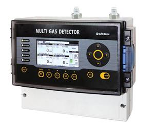 Thiết bị kiểm tra khí dạng cố định GTM-1000 GASTRON