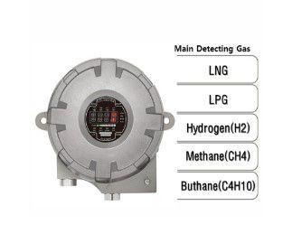 Máy đo khí, máy dò khí hãng Gastron | Gas Detector