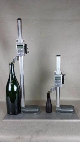 Thiết bị kiểm tra chiều cao chai lọ nhựa HG-1 AT2E Việt Nam