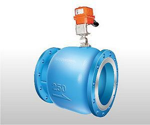 Pneumatic Drum Type of Control Valve AIRA - DEF