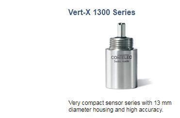 Rotary Shaft Novotechnik Vert-X 1300
